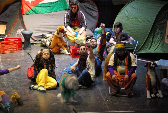 Primera semifinal del Concurso Oficial de Agrupaciones de Canto (COAC)  Foto: Fundacion Carnaval de Malaga