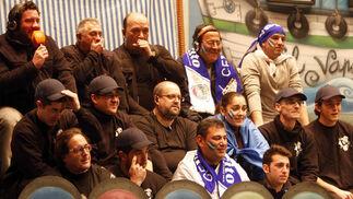 Cuarteto Los que hundieron el Vaporcito.  Foto: Jesus Marin