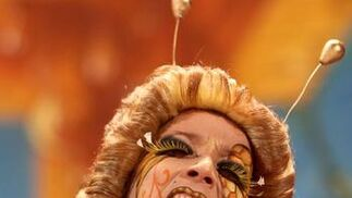 Comparsa Las que viven como reinas  Foto: Jesus Marin
