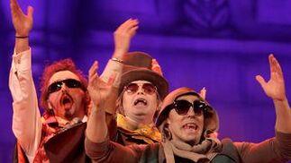 Cuarteto Drácula de gran estoque  Foto: Jesus Marin