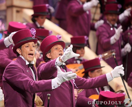 Coro 'Los niños (El musical)'  Foto: Lourdes de Vicente / Jesus Marin