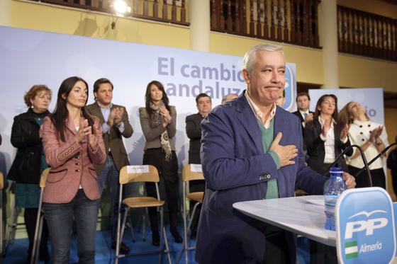 Las imágenes del listado del PP a las elecciones del 25-M
