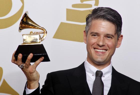 Paul Epworth, productor no-clásico del año. / Reuters