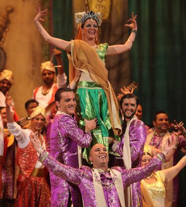 Coro 'Bollywood'