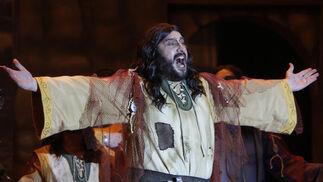 Comparsa 'Llámame Jesús'  Foto: Lourdes de Vicente / Jesus Marin