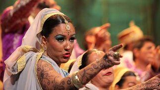 Coro Bollywood  Foto: Jesus Marin-Lourdes de Vicente