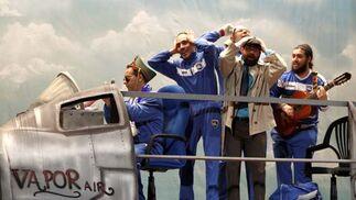 Cuarteto Los que hundieron el Vaporcito  Foto: Jesus Marin-Lourdes de Vicente