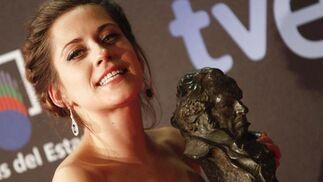 María León   Foto: EFE