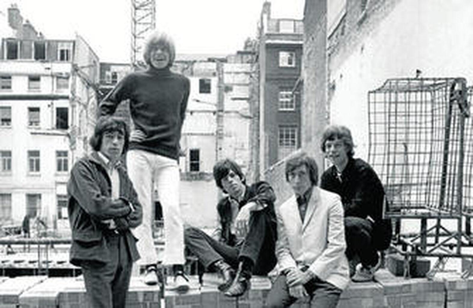 Celebran Aniversario The Concierto Stones Su De 50 Primer Hoy Rolling El CrxtQshd