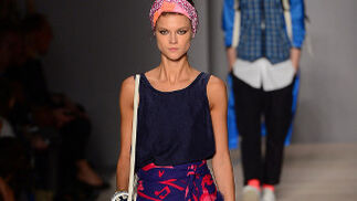 S/S 2013 - Mercedes Benz Fashion Week New York