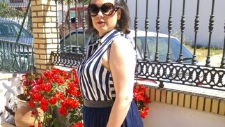 Navy Stripes - Outfit