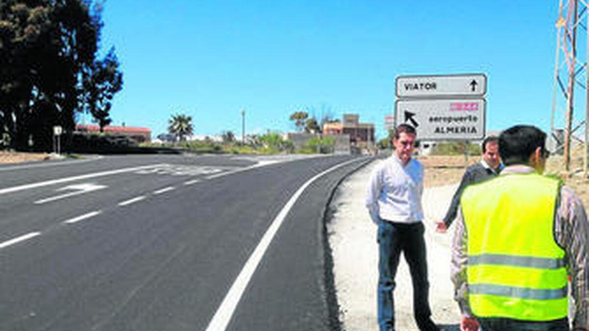 Puesta A Punto De Las Carreteras Para Facilitar El Acceso