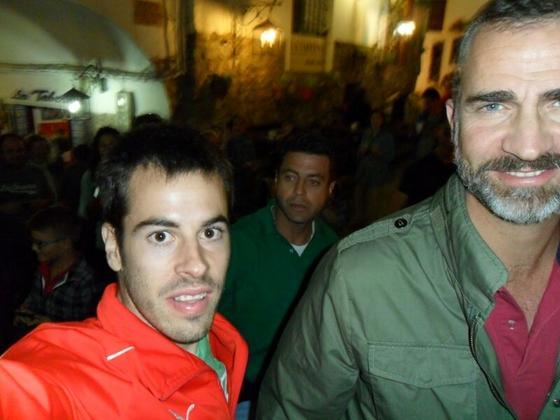 La visita Real a Almería, en imágenes