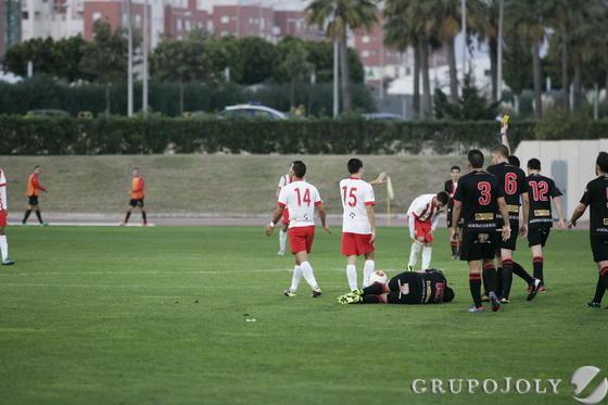 El Algeciras vence (0-1) en almería y enlaza cuatro jornadas sin encajar  Foto: Javier Alonso