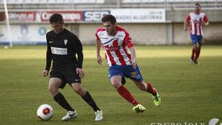 El Algeciras vence en casa (2-1) al Córdoba B antes del choque comarcal por excelencia  Foto: Andres Carrasco