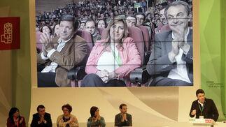 Intervención de Mario Jiménez.  Foto: L. Rivas