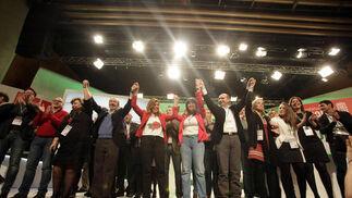 Foto de familia de los asistentes.  Foto: L. Rivas