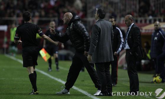 Las imágenes del Sevilla-Betis