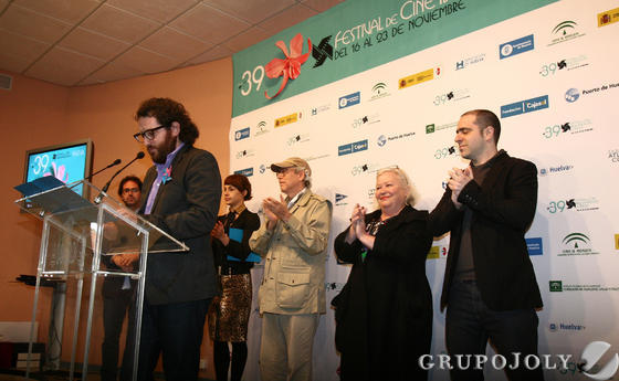 Christian Sida, al frente del jurado de la 39 edición del certamen.  Foto: A.Dominguez/J.Correa
