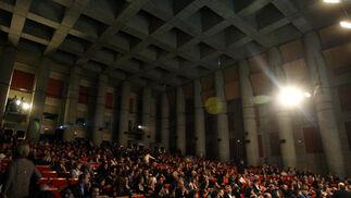 Vista general del acto.  Foto: A.Dominguez/J.Correa