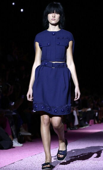 Primavera-verano 2015 - MB Fashion Week NY SS2015