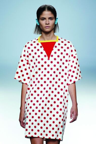 Primavera-verano 2015 - MB Fashion Week Madrid SS2015