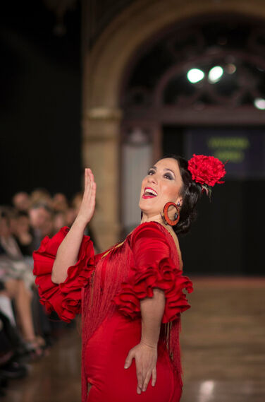 Viviana Ioiro - We love flamenco 2015