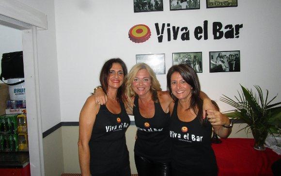 Las propietarias  Rosa Joly, Blanca Merino y Almudena del Campo.  Foto: Ignacio Casas de Ciria