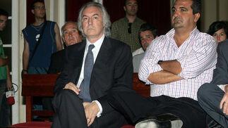 08-06-2006: Pedró Román  El ex primer teniente de alcalde de Marbella, en el juicio contra Julián Muñoz. Fue la mano derecha de Jesús Gil durante sus dos primeras etapas en la Alcaldía.