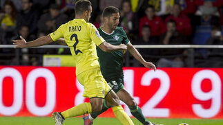 Las imágenes del Villarreal-Betis