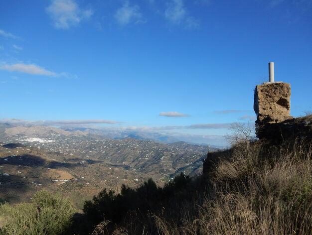 Castillo de Bentomiz (Arenas)