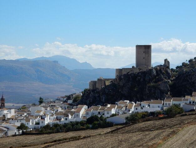Castillo de Cañete la Real