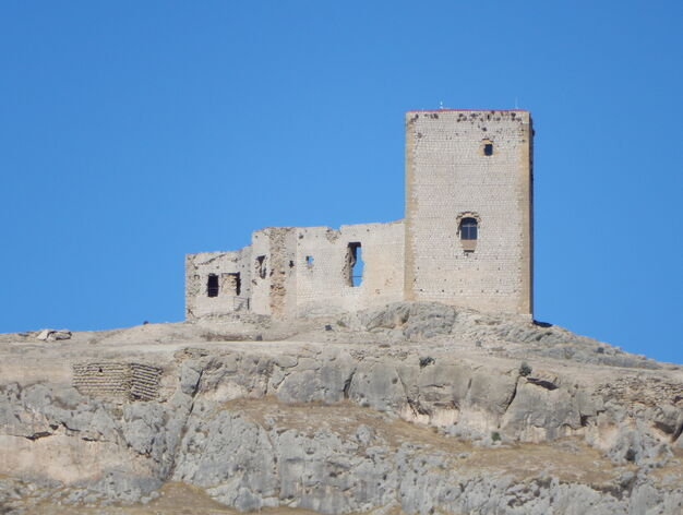Castillo de la Estrella (Teba)