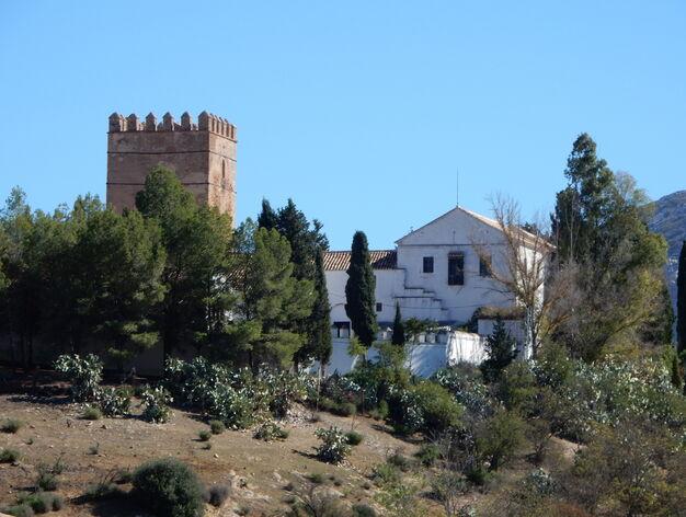 Torre Alquería de Ortegícar (Cañete la Real)