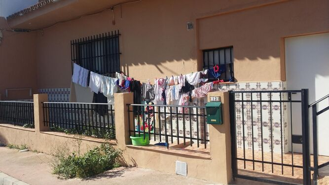 Malaga hoy - Casas embargadas en el puerto de la torre malaga ...