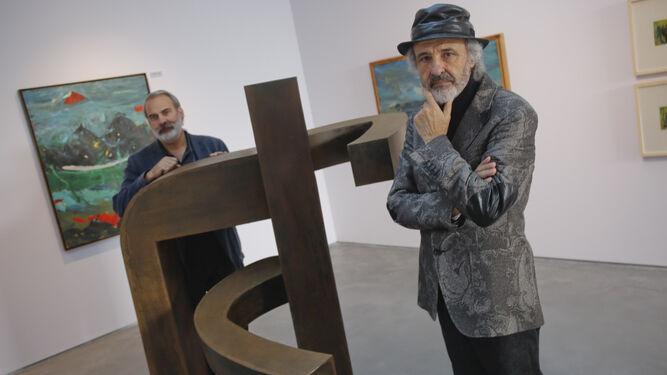 El Museo Jorge Rando descubre el universo escultórico de Carlos Ciriza