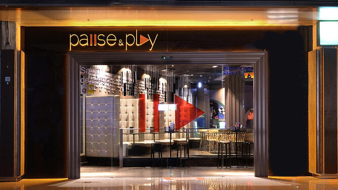 Entrada a uno de los establecimientos de la nueva marca en expansión.