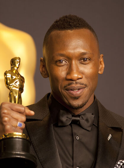 El actor Mahershala Ali.