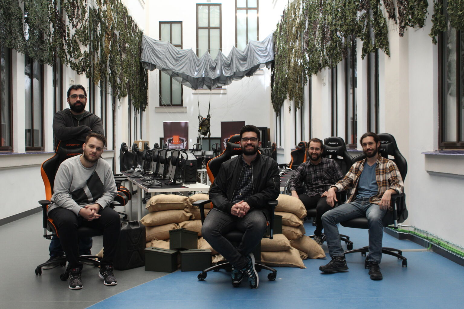 Málaga celebra la primera liga de 'League of Legends' presencial de España