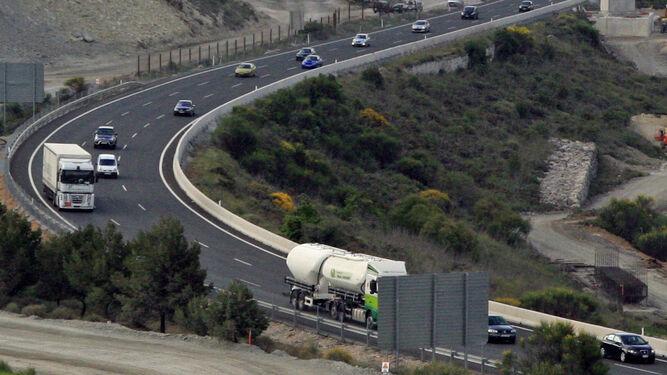 Los accidentes caen hasta un 300% en la conexión Madrid-Valencia con el radar de tramo