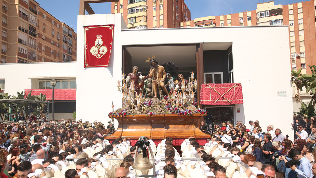 Domingo de Ramos en la capital