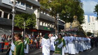 Domingo de Ramos en la provincia