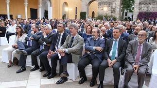 Amalia Blanco, Tomás Valiente, Antonio Jara, Antonio Ramón Rodríguez, José Ignacio Rufino, Juan Carlos Fernández, Joaquín Holgado y Bernardo Bueno.