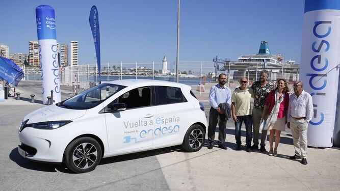 Endesa y renault impulsan en m laga la venta de coches for Oficinas de endesa en malaga