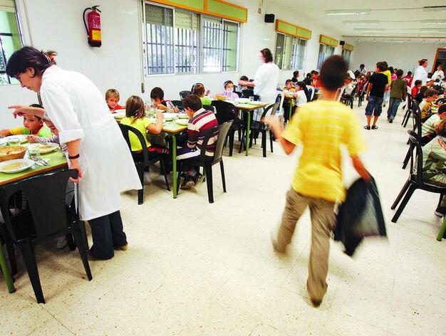 Ratio de ni os por monitor en comedores escolares casa dise o casa dise o - Comedores escolares malaga ...