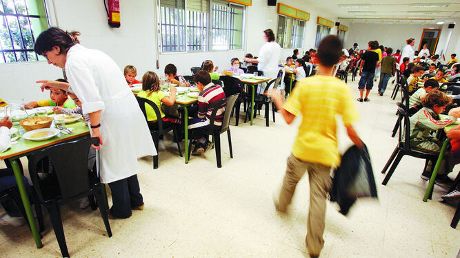 Treinta empresas se disputan un negocio de 48 millones de for Empresas comedores escolares
