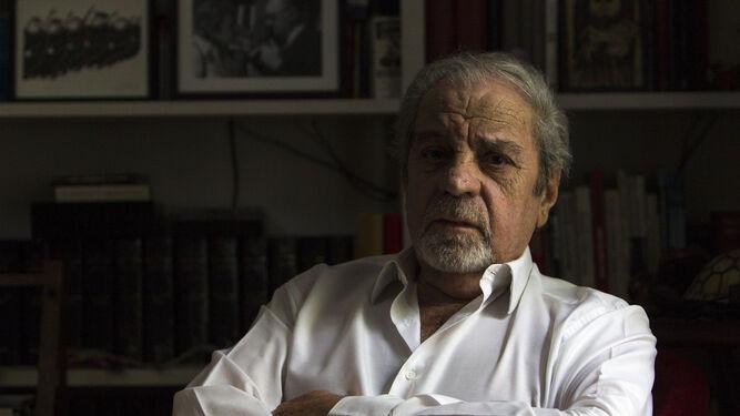 Juan Marsé, uno de los escritores más reconocidos del país.