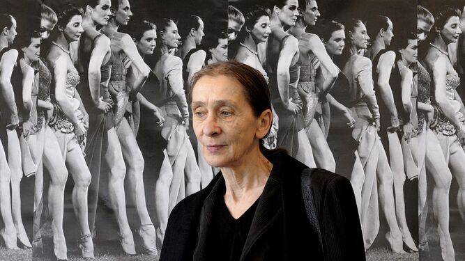 La bailarina y coreógrafa alemana Pina Bausch (en una imagen tomada en 2008) es uno de los nombres destacados de la danza del siglo XX.