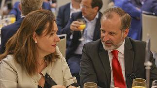 María del Mar Martín Rojo y  Gonzalo Sichar.