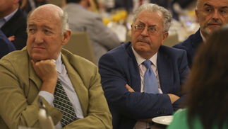 Antonio García de Castro y Felipe Romera.